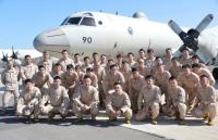 ニュース画像:派遣海賊対処行動航空隊、7月中旬から8月上旬に43次から44次へ交代
