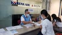 ニュース画像:大韓航空とデルタ航空、共同でワクチン職域接種スタート