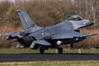 ニュース画像:オランダ政府、仮想敵業務担う米ドラケンにF-16売却 最大40機