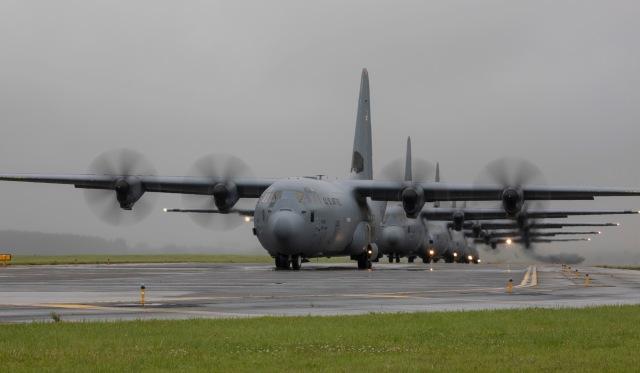 ニュース画像 1枚目:アメリカ空軍 C-130J イメージ