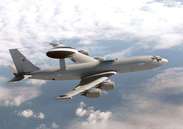 ニュース画像 1枚目:イギリス空軍 セントリー AEW. Mk1