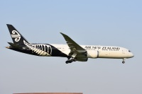 ニュース画像:ニュージーランド航空の成田/オークランド線、12月末まで週1往復
