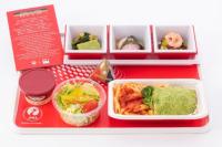 ニュース画像:環境にやさしい機内食提供でJALグループ機内食会社、ISO14001認証取得