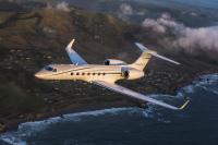 ニュース画像:ガルフストリームG550、最後の機体納入 製造終了