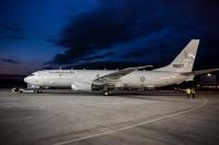 ニュース画像:ボーイング、ノルウェー空軍向け初のP-8Aポセイドン ロールアウト