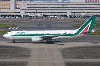 ニュース画像:アリタリア、羽田/ローマ線就航 オリ・パラで週5便 9月から週2便