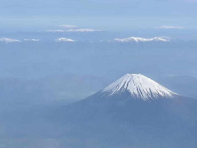 ニュース画像 2枚目:富士山と南北アルプスを見渡す絶景 (planetさん撮影)