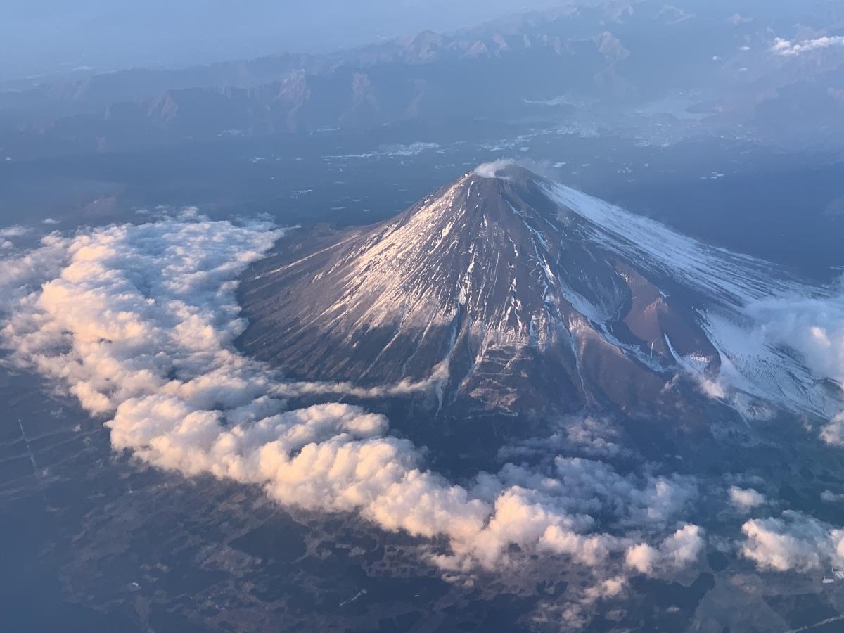 ニュース画像 3枚目:富士山と裾野 (luvento2005さん撮影)