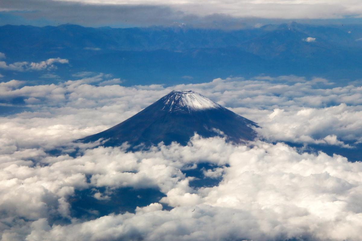 ニュース画像 5枚目:雲海に浮かぶ富士山 (CL&CLさん撮影)