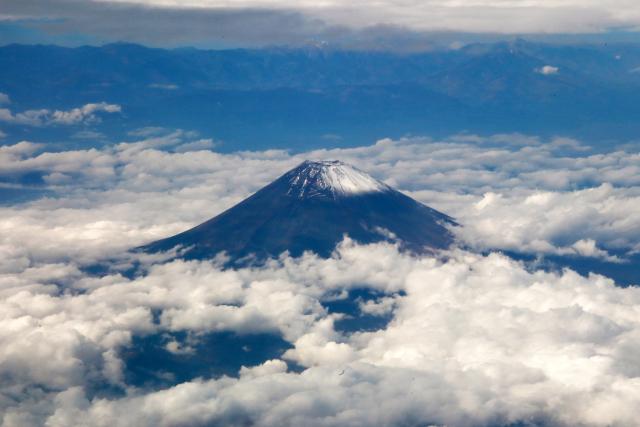 ニュース画像 1枚目:雲海に浮かぶ富士山 (CL&CLさん撮影)