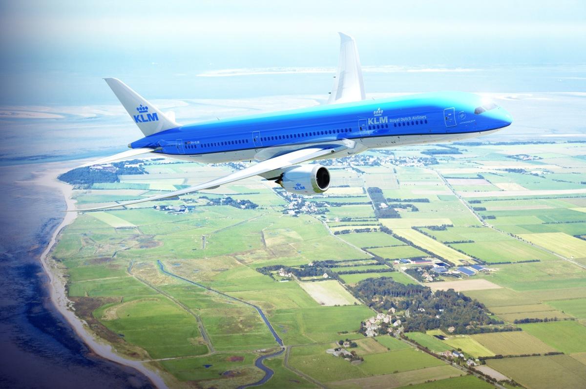 ニュース画像 1枚目:KLMの最新鋭機 787-9を福岡線に投入も検討されたが、運休が決まった