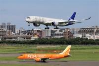 ニュース画像:スカンジナビア航空、A350日本初投入 選手輸送チャーター便