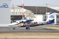 ニュース画像:第一航空、那覇/粟国線をツインオッターで再開 7月21日から