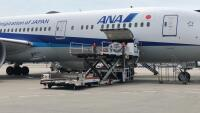 ニュース画像:ANA Cargo、インド向け医療用酸素濃縮器を輸送