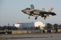 ニュース画像:空自F-35B配備先、新田原基地が最適 地元自治体に防衛省説明