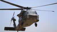 ニュース画像:アメリカ陸軍UH-60ブラックホーク、ルーマニア首都中心部に予防着陸