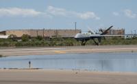 ニュース画像:MQ-9リーパー、自動離着陸機能をアップグレード 人員配置不要に