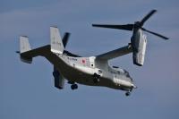 ニュース画像:陸自オスプレイ、館山・百里・東富士演習場へ訓練飛行