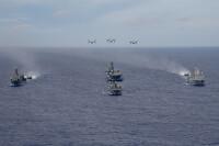 ニュース画像:海自まきなみとSH-60K、タリスマン・セイバーに参加