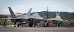 ニュース画像 2枚目:第199戦闘飛行隊のF-22