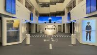 ニュース画像:JAL工場見学スカイミュージアム、リニューアルでデジタル技術導入