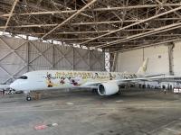 ニュース画像:ゴールド鶴丸・みんなのJAL2020ジェット3号機就航で応援キャンペーン