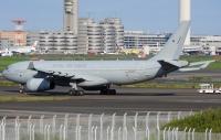 ニュース画像:英ウォレス国防相、A330MRTT「ボイジャー」で来日 空母打撃群訪問前に
