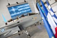 ニュース画像:ダッソー、ギリシャ空軍に初のラファール納入