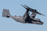 ニュース画像:横田基地、CV-22オスプレイ 6機目を配備
