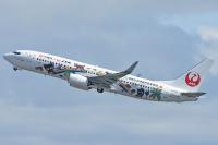 ニュース画像:祝 奄美・沖縄世界自然遺産登録!JAL、ピーチの応援塗装振り返り