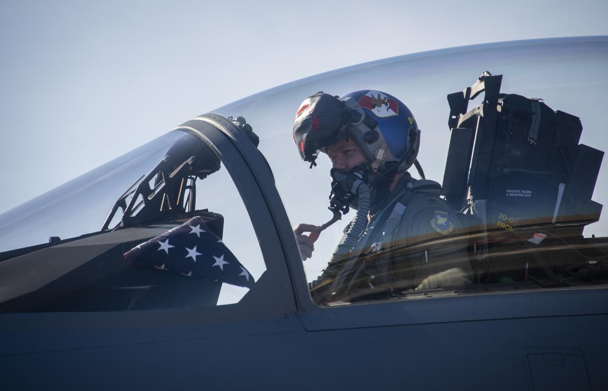 ニュース画像 3枚目:現在、さまざまな項目のテストが実施されているF-15EXイーグルII