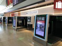 ニュース画像:JAL、那覇空港に自動手荷物預け機を導入 SMART AIRPORT化スタート