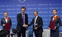 ニュース画像:アジムト・エアラインズ、ロシア初のA220導入へ 2022年から