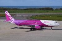 ニュース画像:ANA、8月27日からピーチ運航便でコードシェア開始