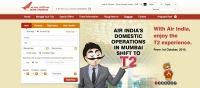 ニュース画像:エア・インディア、ムンバイ国際空港の国内線をターミナル2に移転