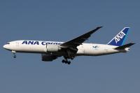 ANA第1四半期決算、航空事業1,701億円の約4割を国際貨物で支えるの画像