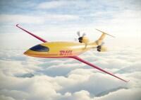 ニュース画像:DHLエクスプレス、貨物専用の電動航空機12機発注 2024年導入
