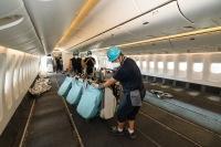 ニュース画像:大韓航空、旅客機の貨物転用機で1万回運航 最長距離も記録