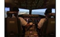 ニュース画像:操縦桿の重さ体験できるANAパイロット体験ツアー、8月10日から受付