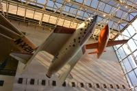 ニュース画像:世界最大級の航空博物館が設立75年、X-1やスペースシップワンなど