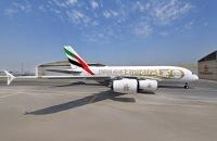 ニュース画像:エミレーツ航空、UAE50周年で特別塗装機 A380や777で