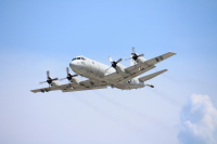 ニュース画像:初飛行から63年、海上自衛隊P-3Cの季節の便り届ける特別な任務とは