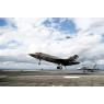 ニュース画像 7枚目:10月4日、着艦するF-35C
