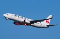 ニュース画像:JAL、GEと737に搭載するCFM56-7Bエンジンでメンテナンス契約