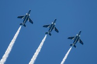 ニュース画像:ブルーインパルスの展示飛行中止、三重とこわか国体・三重とこわか大会