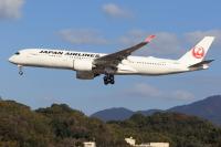 ニュース画像:JAL、A350を羽田/伊丹線に本格導入 伊丹/那覇線はFクラスサービス開始