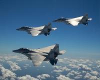ニュース画像:カタール空軍向けF-15QA、奇跡の鳥を意味する「アバビル」と命名