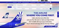 ニュース画像:インドのゴーエア、価格訴求でゴーファーストにブランド名変更