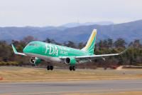 ニュース画像:フジドリームエアラインズ、松本/神戸線の増便運航スタート 1日2往復に