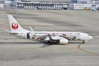ニュース画像:JAL、奄美・沖縄の特別塗装機就航へ メッセージは「世界の宝を守ろう!」
